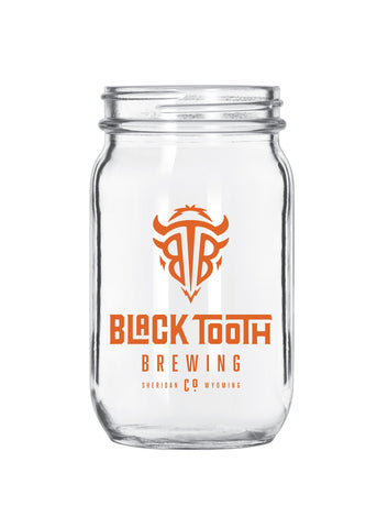 16 oz. Drinking Jar #602 - 1