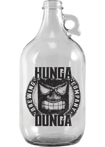 64 oz. Clear Growler #629 - 1