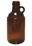 750ml Amber Jug Growler #652 - 2