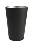 19 oz. Double Wall Stainless Pint - Matte Black #88-DWM-07 - 2