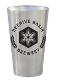 19 oz. Stainless Double Wall Pint #88-DW - 1
