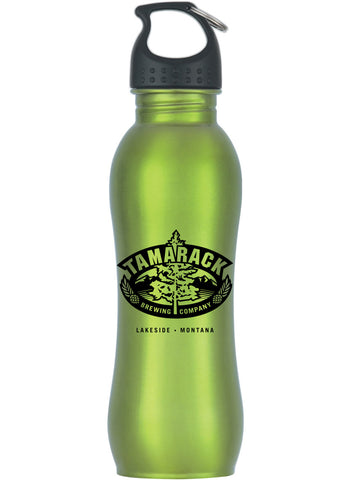 24 oz. Summit SS Bottle - Green #93-39 - 1