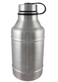 64 oz. Double Wall Barrel Growler #DWBC-02 - 2