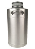64 oz. Double Wall Keg Growler #MK-64 - 2