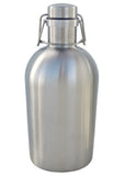 64 oz. SS Swingtop Growler #SG-02 - 2