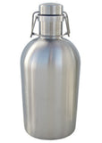 32 oz. SS Swingtop Growler #SG-32 - 2