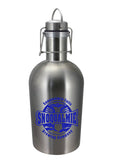 64 oz. Stainless Growler w/ Handle #SG-64-H