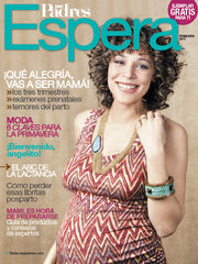 Lilac Tank on cover of Espera 2012