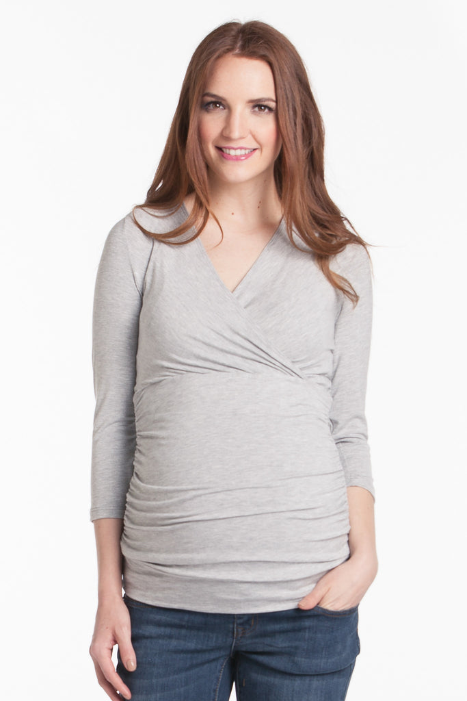 Michelle Top H. Grey