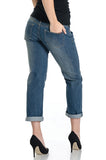 Boyfriend Jean Medium Wash