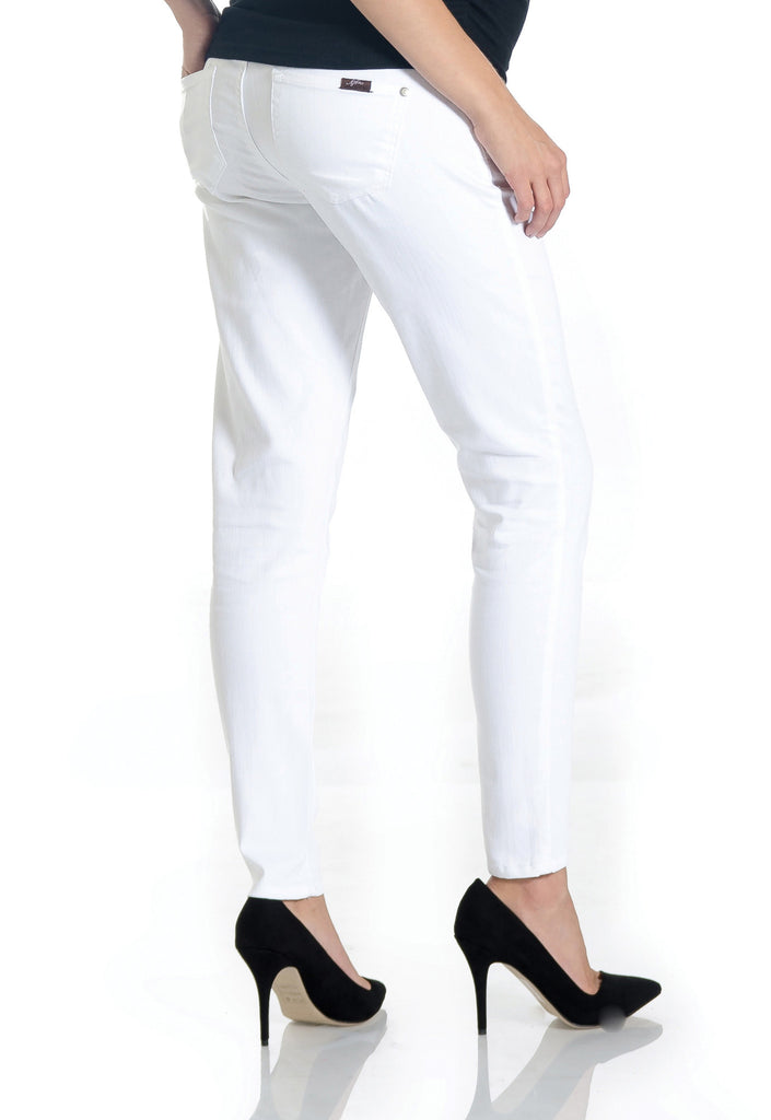 Skinny Denim White