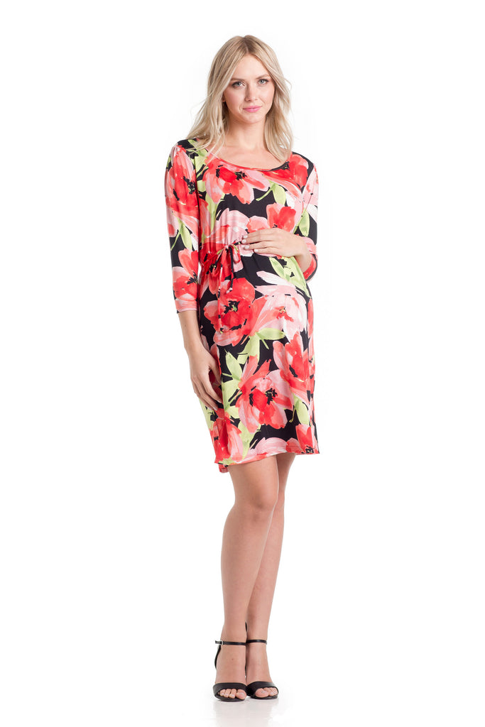 Shift Dress Floral