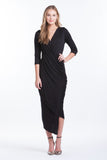 Carly Dress - Black