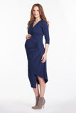 Carly Dress Navy