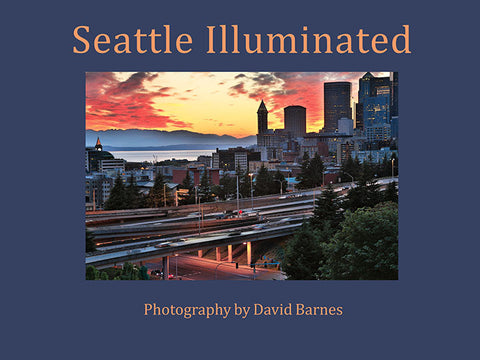 Seattle Iluminated - hard cover