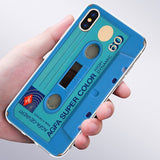 Retro Cassette Phone Case