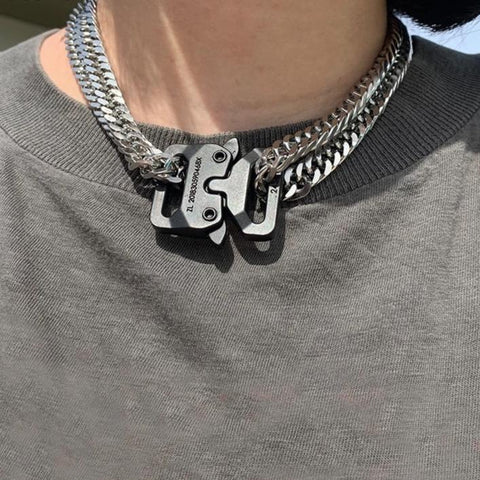 Utility Chain Necklace