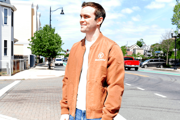 Riding Jacket - Bomber