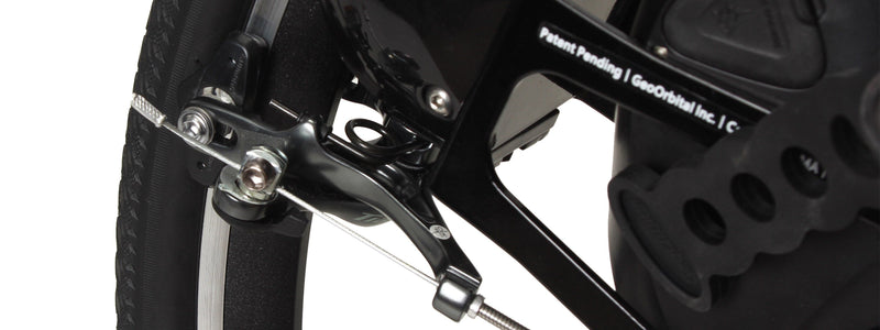Universal Brake adapter (for disc-brake bikes)
