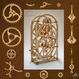 Ugears wooden 3D puzzles grandfather clock