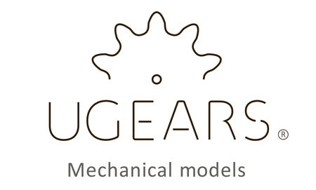 Ugears USA — Cool Wooden 3D Puzzles
