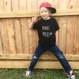 Kind Kiddo Cool Kid T-Shirt - CLOSE OUT