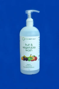 Biospada Plus All Natural Fruit & Vegetable Wash