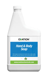 Ovation Hand & Body Soap (32oz / 1L) by Katan Technologies