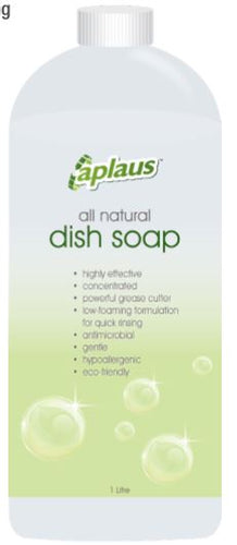 Aplaus All Natural Organic Dish Soap