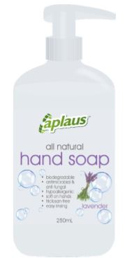 Aplaus All Natural Organic Hand Soap