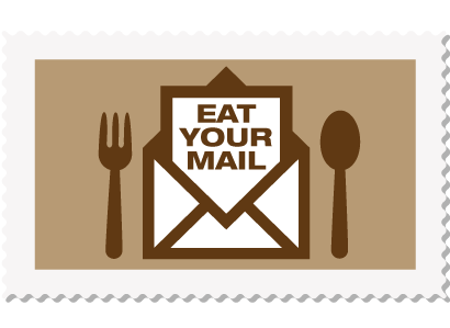 Eat Your Mail