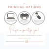 Edit Your Own Enclosure Card with Corjl | www.foreveryourprints.com