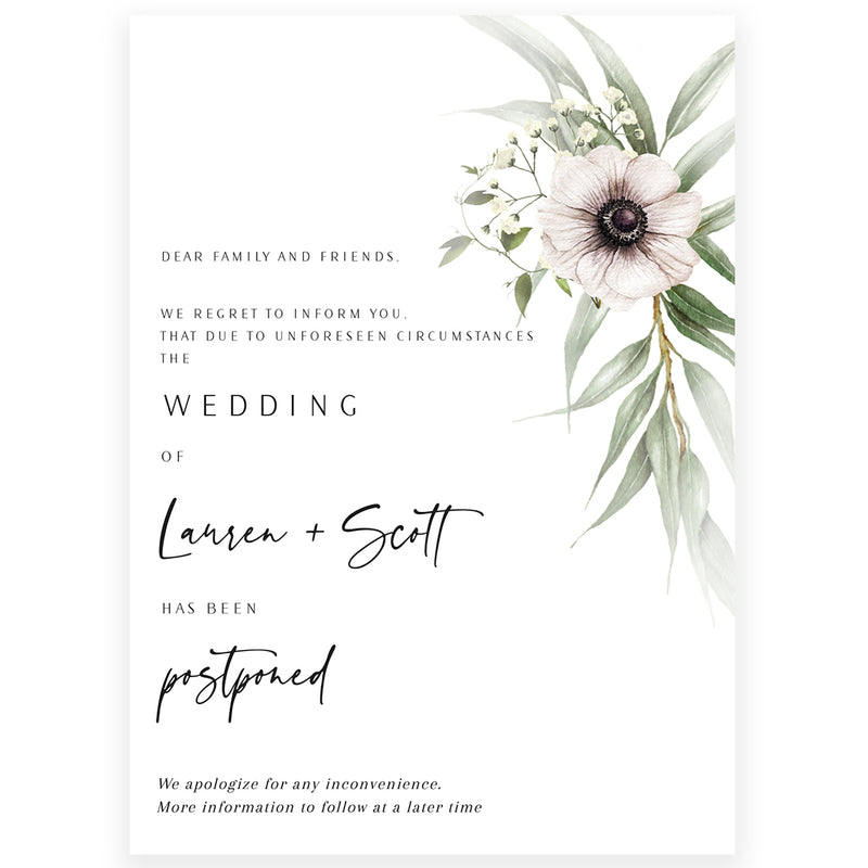Editable Wedding Invitations with Corjl | www.foreveryourprints.com
