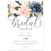 Floral Bridal Shower Invitation | www.foreveryourprints.com