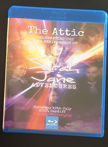 Blu-Ray of The Attic