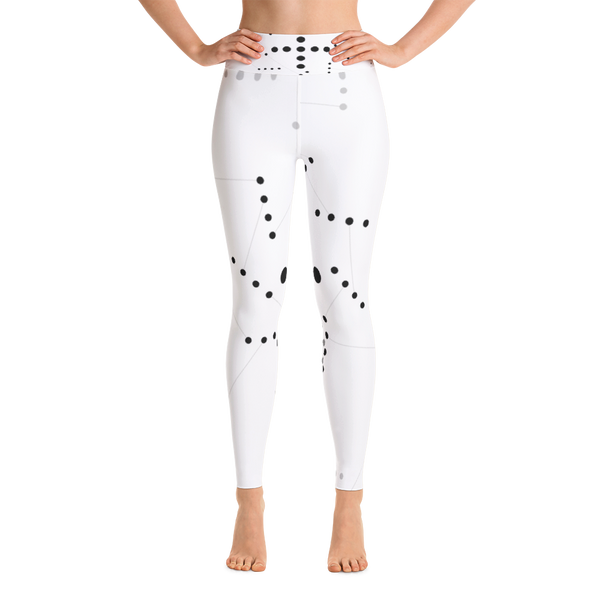 Dotted Yogilates Leggings