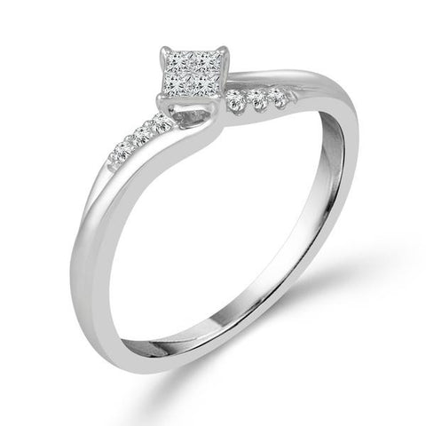 Diamond Promise Rings