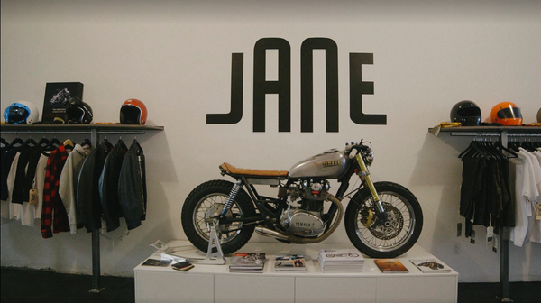 Resrugence X Jane Motorcycles