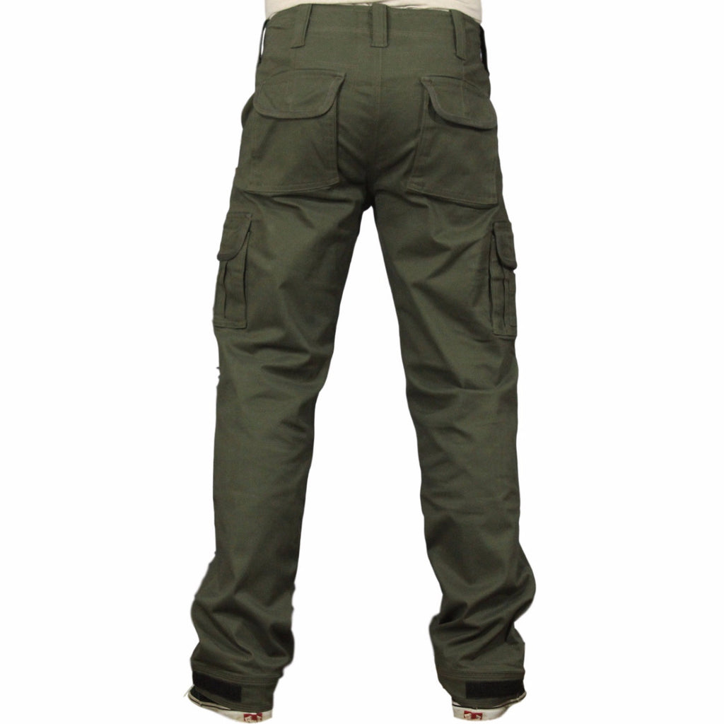 Men's Cargo Pants - Green