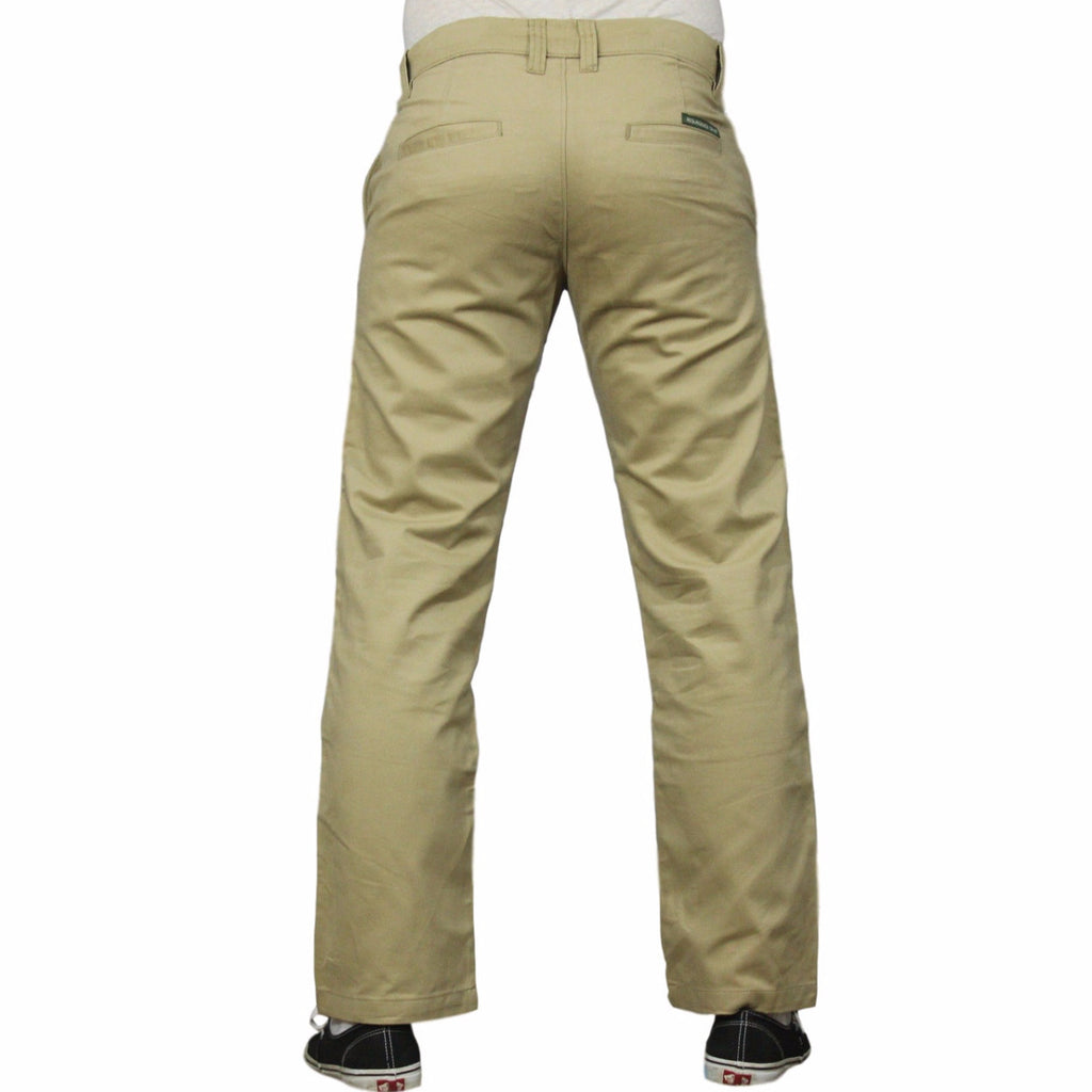 Men's Chino Pants - Khaki
