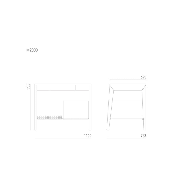 freestanding kitchen set small with one storage