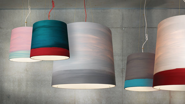 "suspension lamp ""The Sister - Fog"""