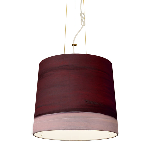 "suspension lamp ""The Sister - Dawn"""