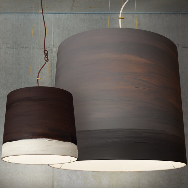 "suspension lamp ""The Sister - Noon"""