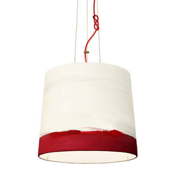 "suspension lamp ""The Sister - Sunrise"""