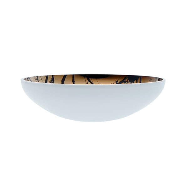 titan flat white bowl