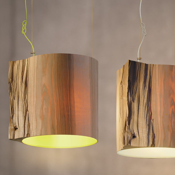 "suspension lamp ""the Wise one"""