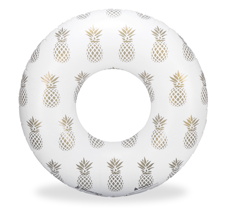 Pineapple Pattern Pool Float by Mimosa Inc
