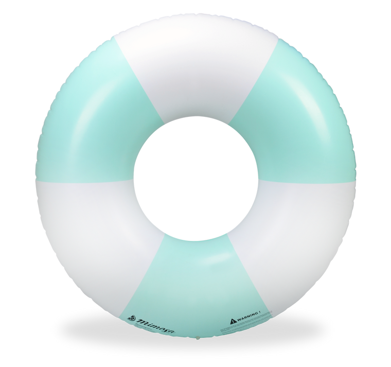 Nautical Round Tube Pool Float by Mimosa Inc