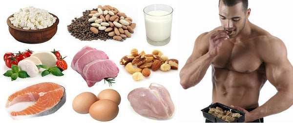 High-Protein Foods For Muscle Growth